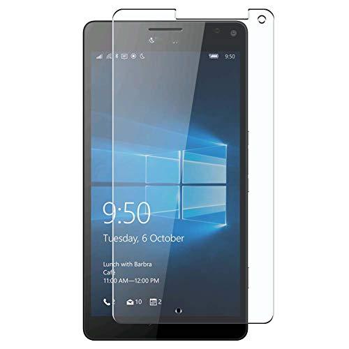 Vaxson 4 Stück Schutzfolie, kompatibel mit Microsoft Lumia 950 XL 950XL, Bildschirmschutzfolie TPU Folie [nicht Panzerglas]