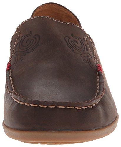 OLUKAI Women's Nohea Nubuck Slip On Shoes