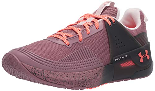 Under Armour Women's HOVR Apex Cross Trainer, Hushed Pink (600)/Hushed Pink, 9