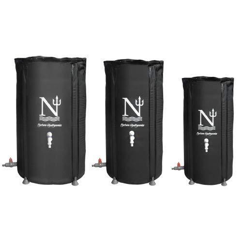 Neptune Hydroponics - Serbatoio flessibile da 500 litri