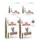 ロイヤルカナン 食事療法食 猫用 消化器サポート 可溶性繊維 ドライ 4kg×4袋【ケース販売】