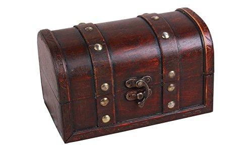 Design Maritim Cassapanca in legno in scatola espositore legno decorazione casa regalo