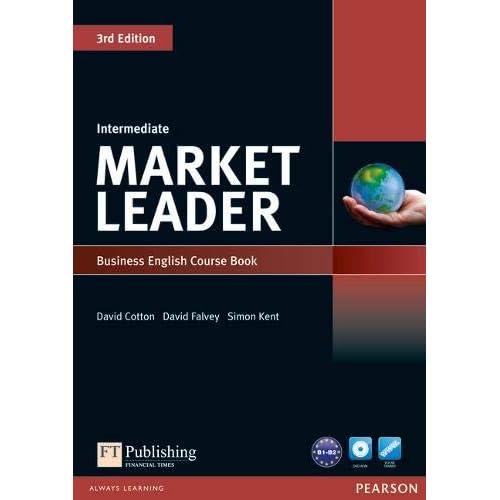 Market leader. Intermediate. Coursebook. Per le Scuole superiori. Con DVD-ROM [Lingua inglese]
