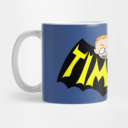 Llynice Timmy- Superhéroe South Park 324 ML Taza