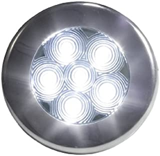 SeaSense LED Recessed Mount Courtesy Light,  3-Inch