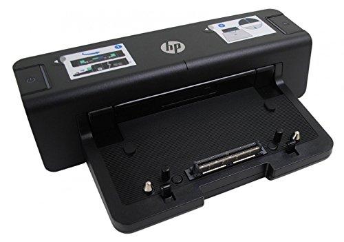 HP Profi Dockingstation HSTNN-I11X für HP EliteBook 8460p/w mit 120W Netzteil und Stromkabel