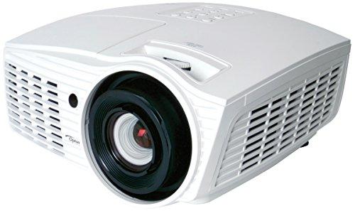 Optoma EH415 DLP-Projektor (1080p, Kontrast 12000:1, 1920 x 1080 Pixel, 4200 ANSI Lumen, HDMI, VGA) weiß