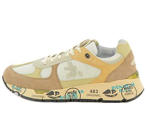 PREMIATA Sneaker Mase Uomo cod.Mase Beige Size:42 EU