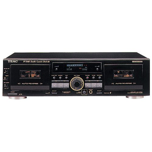 Review Teac W790R Dual Auto-Reverse Cassette Deck with Pitch Control (Discontinued by Manufacturer)