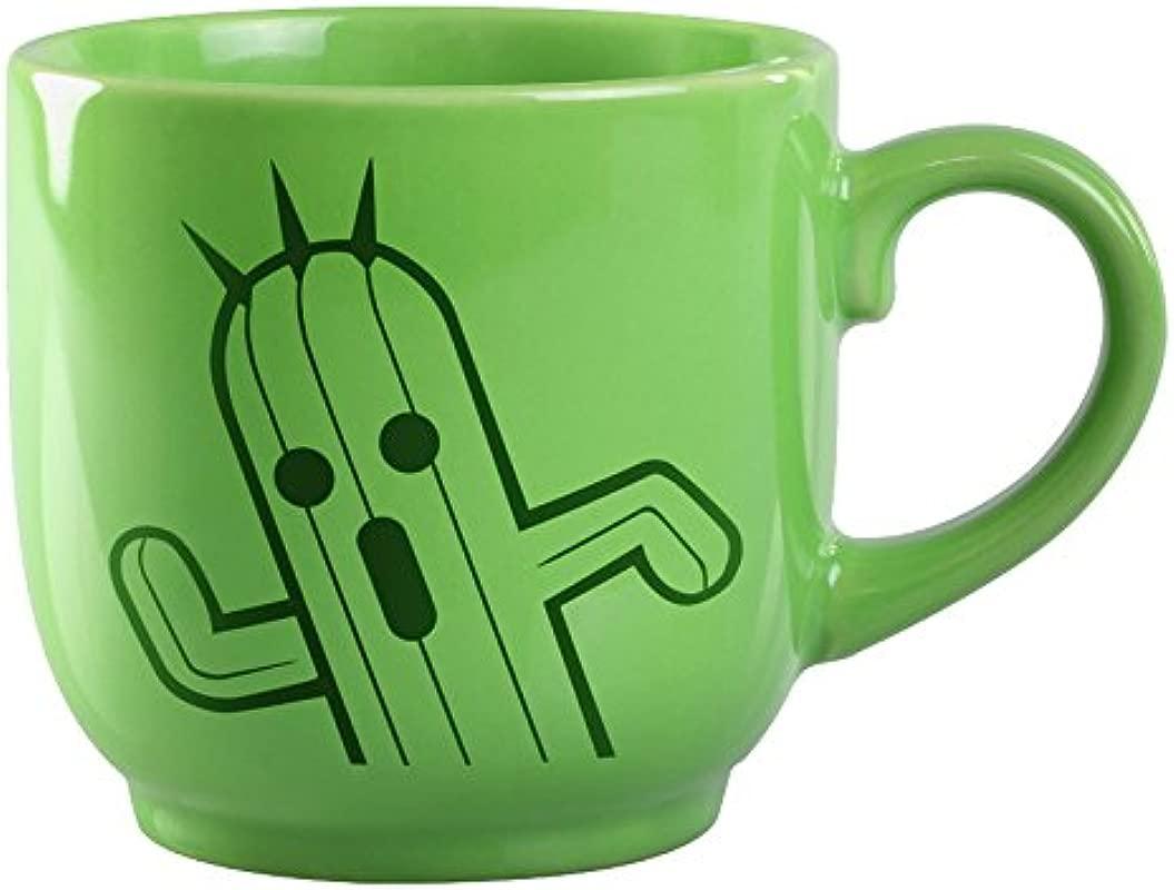 Final Fantasy Mug Cactuar