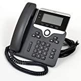 Cisco CP-7821-K9 UC Phone 7821 (Renewed) (Power Supply Not Included)