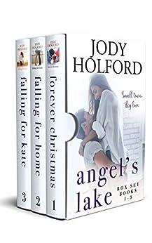 Angel's Lake Box Set: Books 1-3 (Angel's Lake Series) by [Jody Holford]