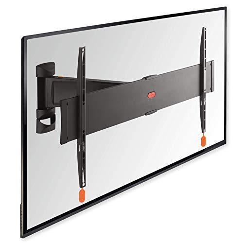 Vogel's BASE 25 L, Soporte de pared para TV 40 - 65 Pulgadas, Giratorio 120º, Máx 45 kg y con sistema VESA máx. 600x400