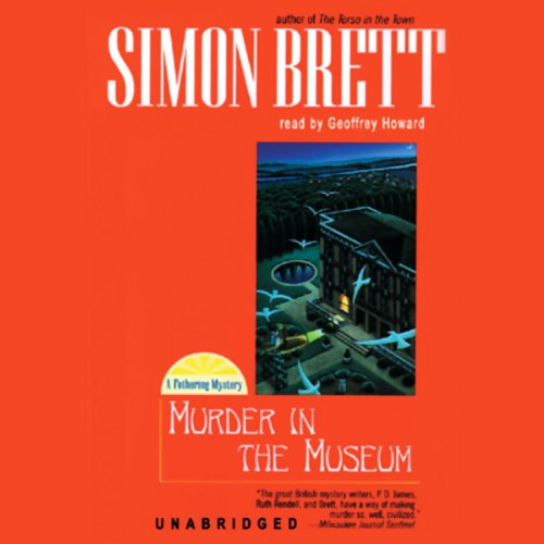 Murder in the Museum cover art