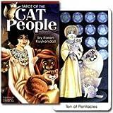 【すべてのカードに猫!】タロット・オブ・キャット・ピープル