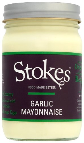 Stokes Garlic Mayonnaise 345 of 3 g Pack low-pricing Popularity