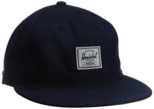 Casquette Rundle Baseball Herschel snapback cap baseball cap (taille unique - bleu)