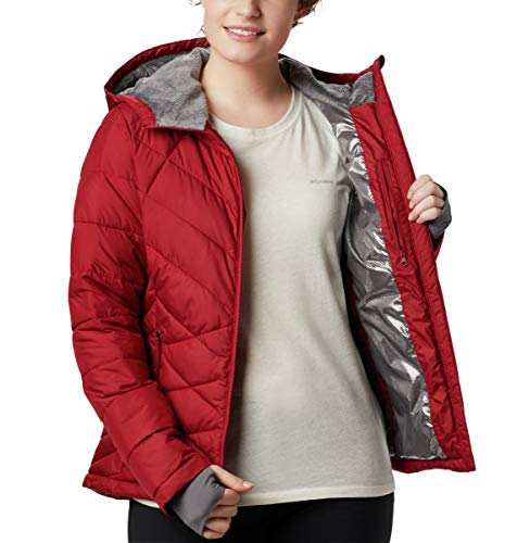 Columbia Women's Heavenly Hdd Jacket