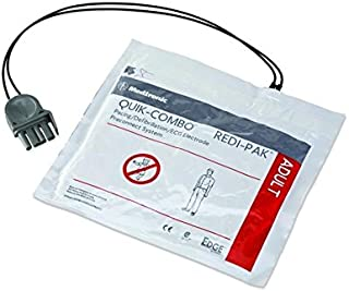 Medtronic Physio-Control (REDI-PAK) Replacement LIFEPAK Electrode Pads, Pack Of 2