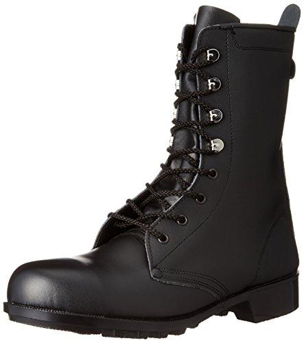 [エンゼル] 普通作業用安全靴 長編靴 S511P 6B035 メンズ ブラック JP JP30(30cm)