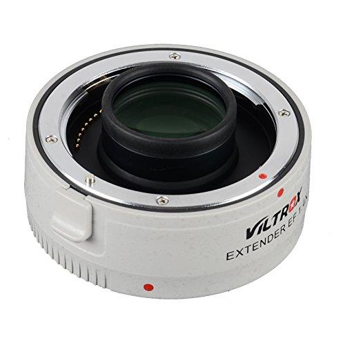 Viltrox C-AF 1.4X - Objectif à monture de mise au point automatique pour prolongateur de téléconvertisseur pour objectif Canon EOS EF