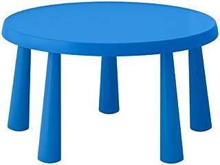 IKEA Mammut 903.651.80 Table pour enfant Intérieur ou extérieur Bleu Taille 84 cm