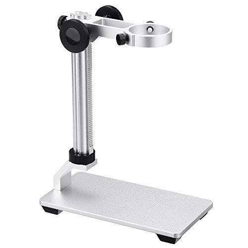 DyNamic Aluminium Standaard Beugelhouder Microscoophouder Voor Digitale Microscoop Geschikt Voor De Meeste Modellen