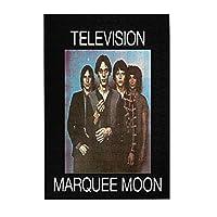 テレビバンドマーキームーン television marquee moon 木製パズル300ピース楽しいパズル減圧パズル300ピースバースデーギフトホリデーギフト