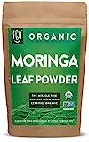 Best Organic Moringa Powders - Organic Moringa Oleifera Leaf Powder | Perfect Review