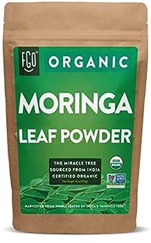 Best moringa powder organic raw Reviews
