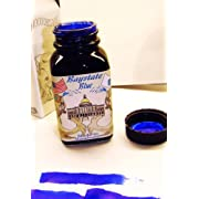 Luxury Brands Noodler's Bottle 3 Ounce Refill Baystate, Blue (19048)