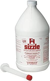 Sizzle -With Saf-T-Por Spout