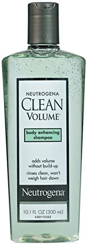 Neutrogena Clean Volume Body Enhancing Shampoo 10.1oz (Quantity 1)