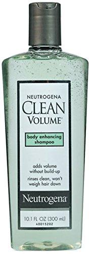 Neutrogena Clean Volume Body Enhancing Shampoo 10.1oz (Quantity 1)