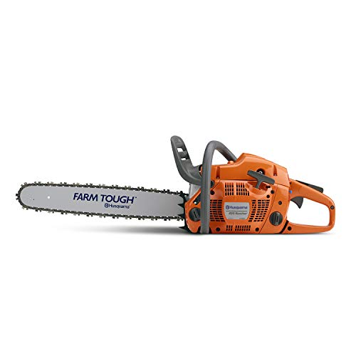Husqvarna 20 Inch 455 Rancher Gas Chainsaw