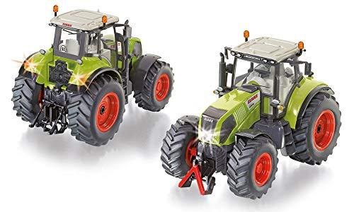 RC Auto kaufen Traktor Bild 4: Siku 6882 - Claas Axion 850 Set mit Fernsteuerung*