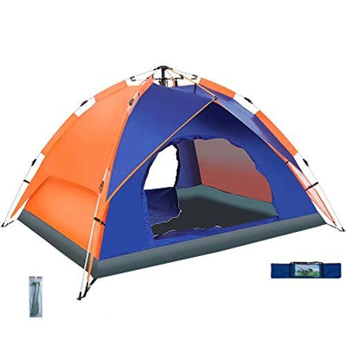 HlHW-xwlj tienda de campaña, 3 Persona automática y configuración instantánea surge la tienda de excursión y camping con bolsa de transporte Tienda de campaña impermeables senderismo camping recorrido