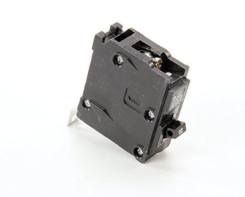 Siemens B120 20-Amp Single Pole 120-Volt 10KAIC Bolt in Breaker, Black