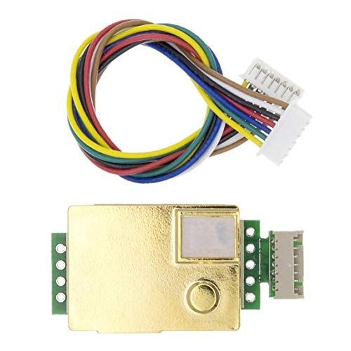 Berrywho CO2-Erkennung Sensor-Modul MH-Z19b Carbon-Monitor-Ausgang 0-5000ppm