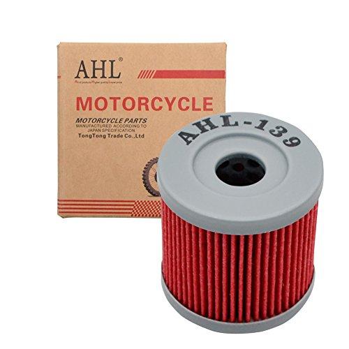 AHL 139 Oil Filter for Suzuki LTZ400 Quadsport Z 398 2003-2009 2012-2013