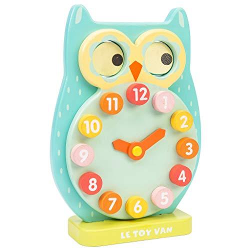 Le Toy Van petilou Blink Eule Uhr