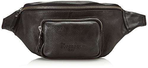 Superdry Damen Edit Bum Bag Business Tasche Schwarz (Black)