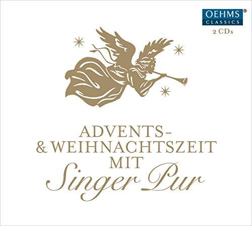 Advents- & Weihnachtszeit mit Singer Pur