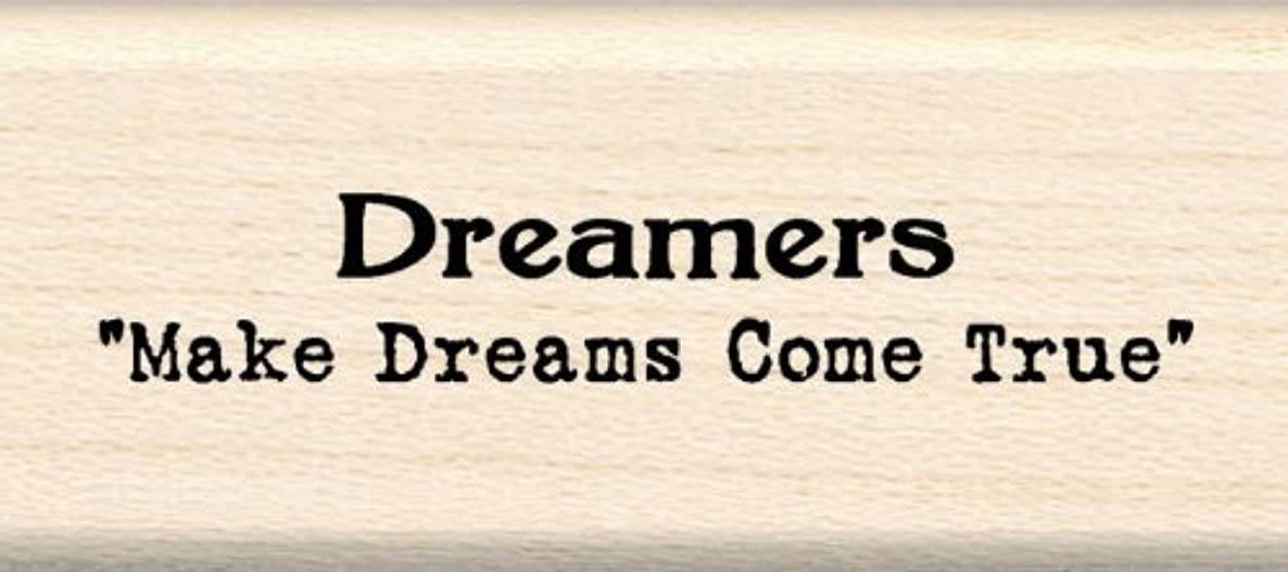 Inkadinkado Dreamers Wood Stamp