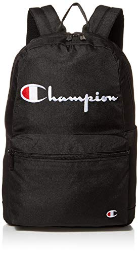 Champion Unisex's Frequency Backpacks, Black, One size
