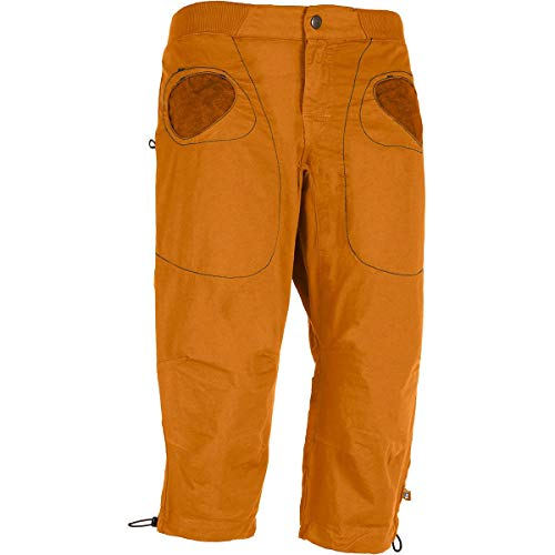 E9 Herren R3 Shorts, Mustard, XS
