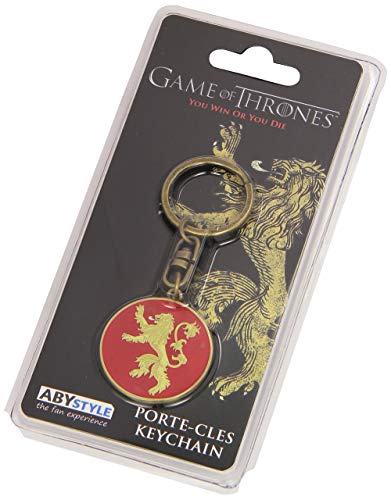 ABYstyle - GAME OF THRONES - Llavero - Lannister