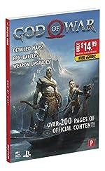 God of War - Prima Official Guide de Rick Barba