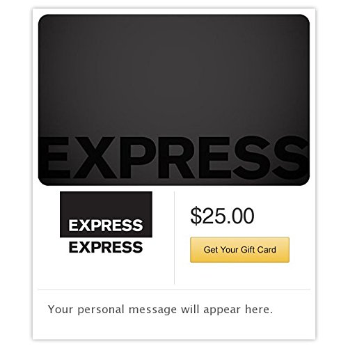 Express Email Gift Card