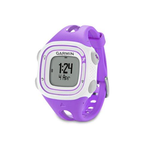 Garmin Forerunner 10 GPS Watch (Black/Orange)